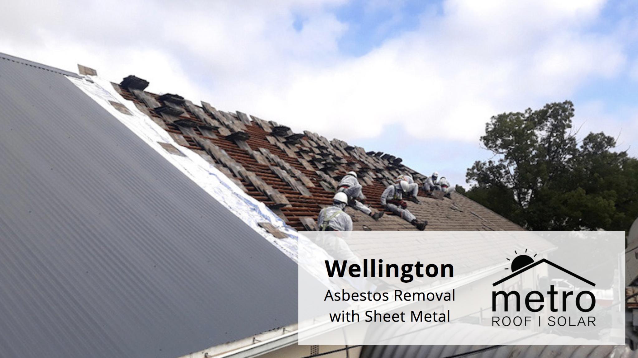 Asbestos Removal in Wellington