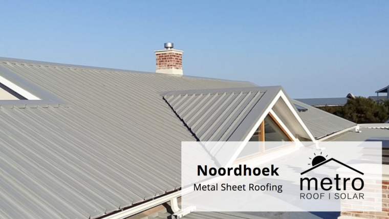 Metal Sheet Roofing in Noordhoek