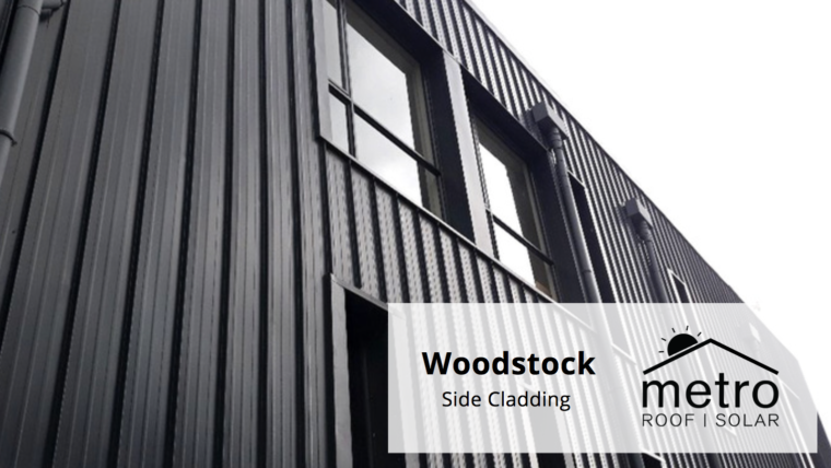 Side Cladding Project Woodstock