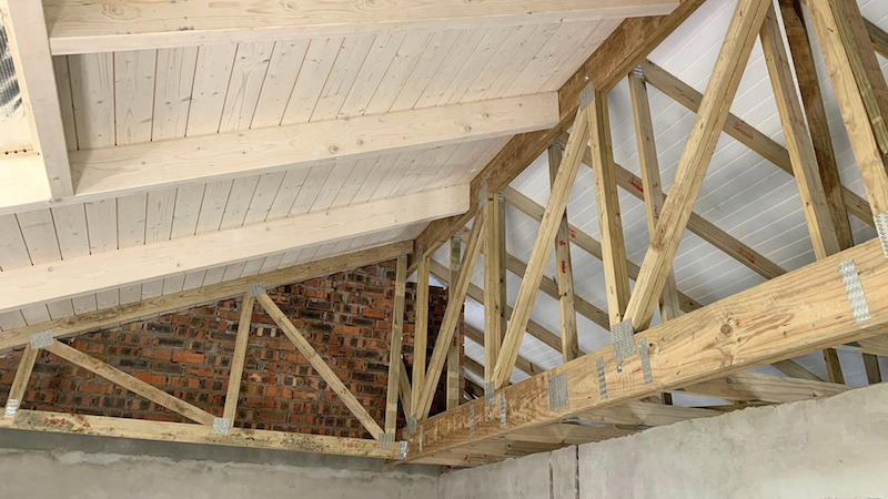 timber roof structures