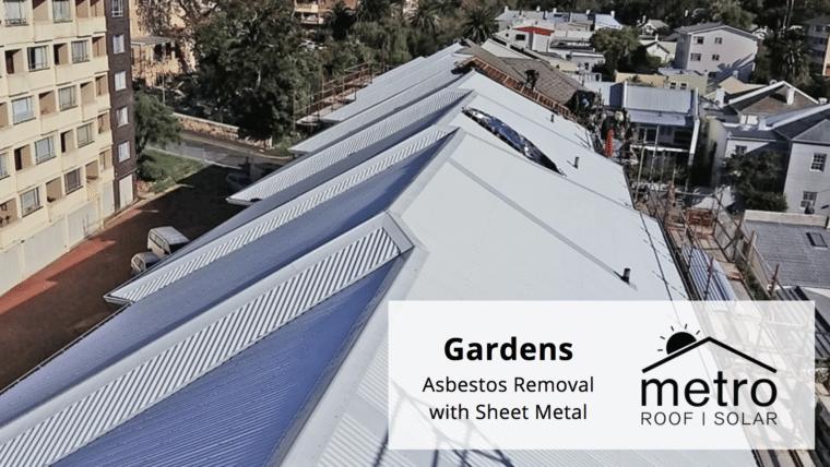 Asbestos Removal in Gardens