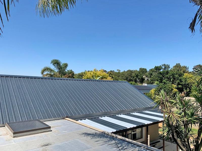 Metal Sheet Roof Installation in Durbanville